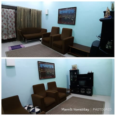 Mannis Homestay Ipoh (Muslim only)