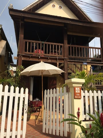 Cozy House in the historical centre of Town - Luang Prabang - Hús