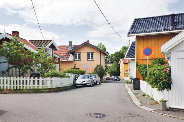 Oslo Grunerlokka Rodelokka - Oslo - Rumah