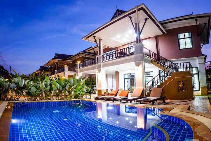 Pool villa Aonang (409/10)
