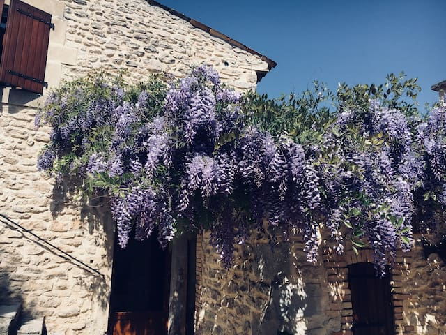Appartement dans une maison provençale