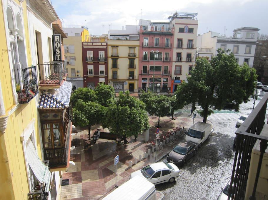 Plaza San Agustín