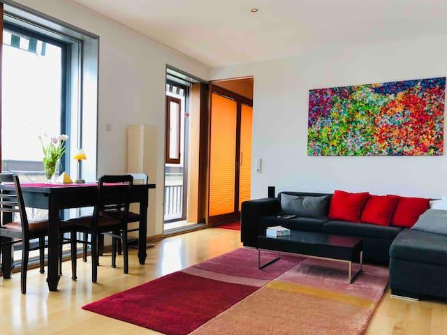 Berlin-Mitte | moderne Wohnung - absolut zentral