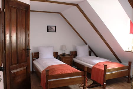 Very nice Twin room in citadel - Sighișoara