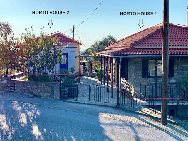 HORTO HOUSE 1 AND HORTO HOUSE 2