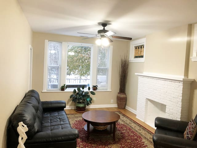 Chicago Modern spacious 3 BR on the Park