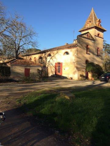 grande maison Tarn et Garonne