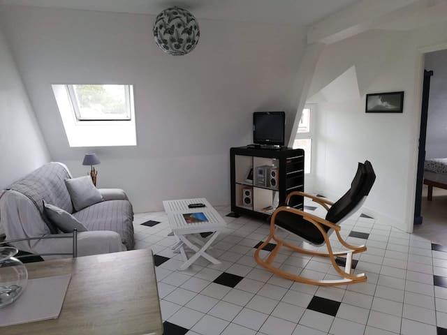 Appartement F2 Carolles
