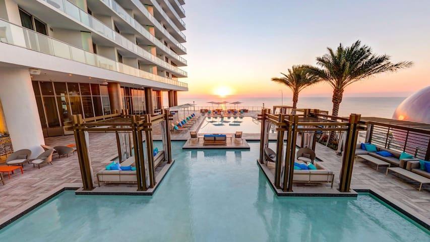 LUXURY MODERN Resortfee/Parkking incl. Ocean Front