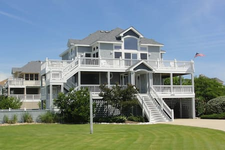Beautiful Corolla Beach House - Corolla