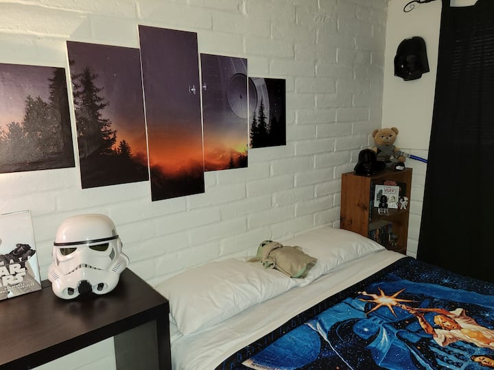 """This is the room you are looking for..."""