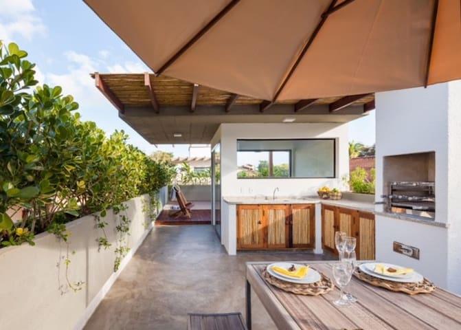 Casa 100% mobiliada - Praia de MARESIAS