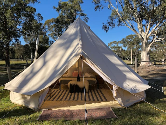 Escape the Mundane - Glamping in Megalong Valley