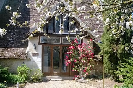 Maison pittoresque en campagne - Noizay