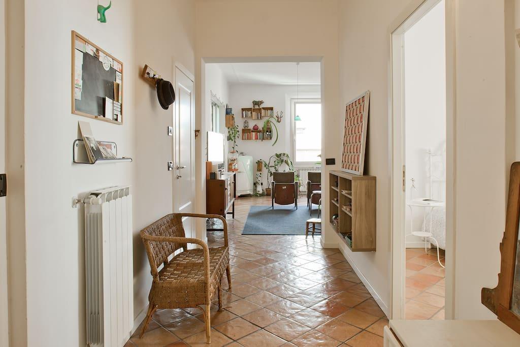 Interno Viola Appartamenti In Affitto A Bologna Emilia