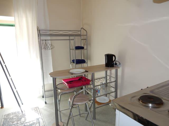 Studio bien équipé en centre-ville - Château-Gontier - Daire