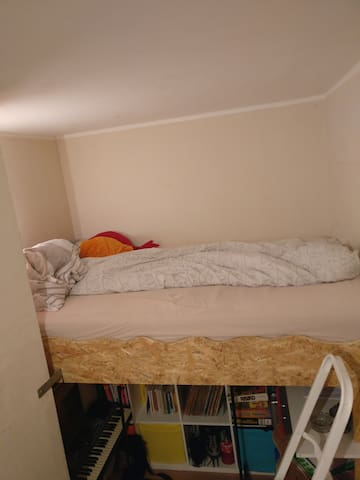 Quiet room in shared flat - Central Cologne - Colonia - Appartamento