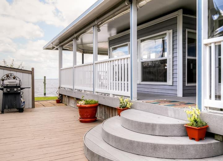 Retreat at Sandbridge Beach – RV Cottage on Bay