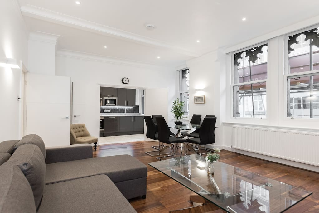Beautiful Apartment in the Heart of London (FS1 ...