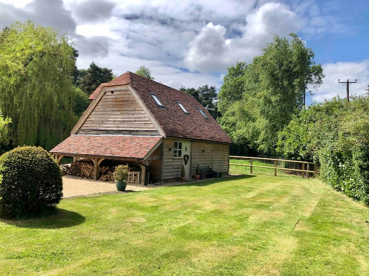 Oak Barn @ The Croft - Luxury Rural Retreat