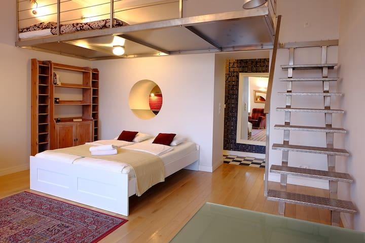 MODERN STUDIO, Breakfast, Wi-Fi, Nowy Świat - Varsóvia - Apartamento