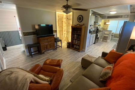 Custom Cajun Country Cottage