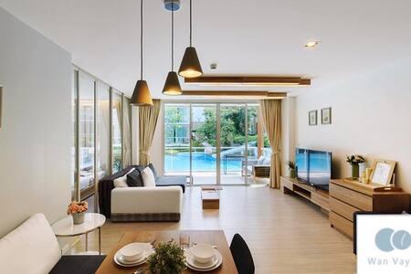 HuaHin Luxury Beachfront Poolaccess - Hua Hin - Pis