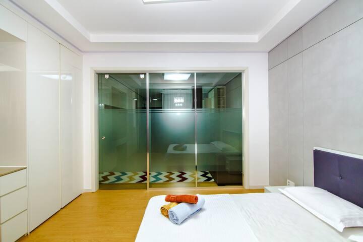 Апартамент в ЖК Хайвил 1,5 ком