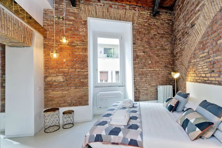 FANTASTIC FLAT NEAR VATICANO AND PIAZZA NAVONA