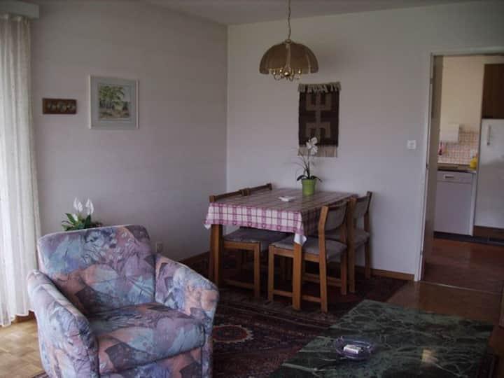 Collina, (Flims Dorf), 385, 3.5 room apartment
