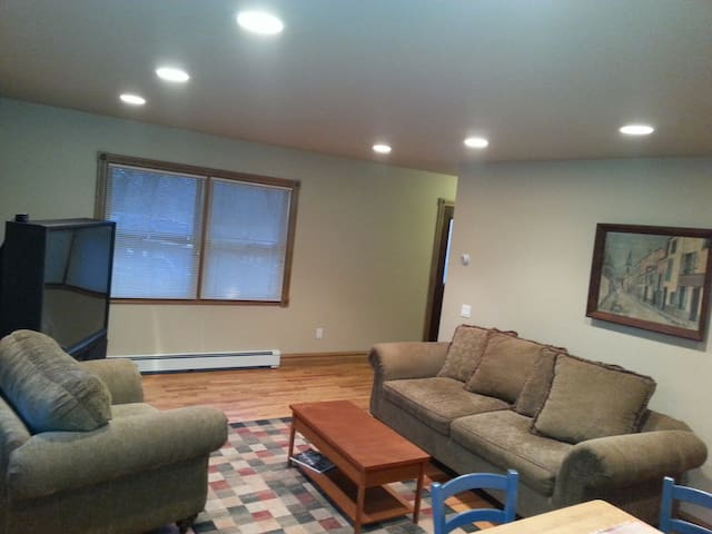 Beautiful one bedroom furnished apartment - Readington Township - Huoneisto