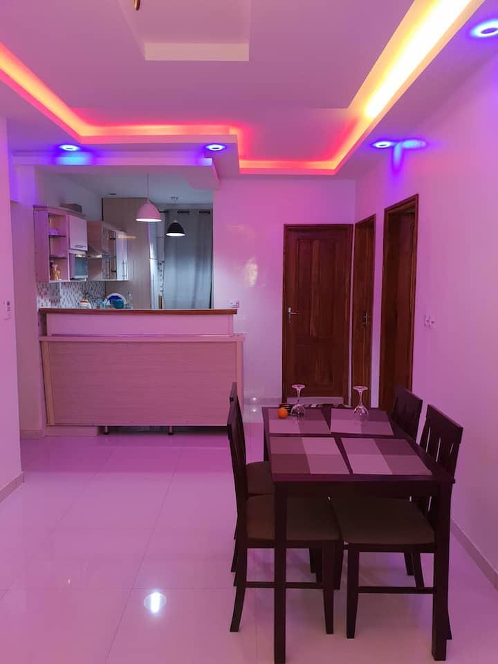 Luxueux Appartement à la Cité Mixa