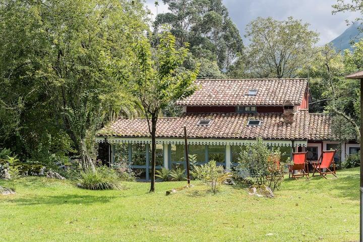 Casa Pepin with swimming pool