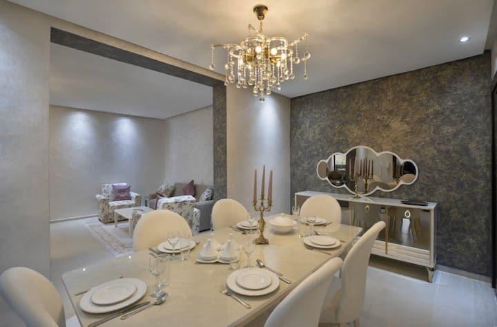 Oriental Jacob's Appartment ( Gueliz City-Center )