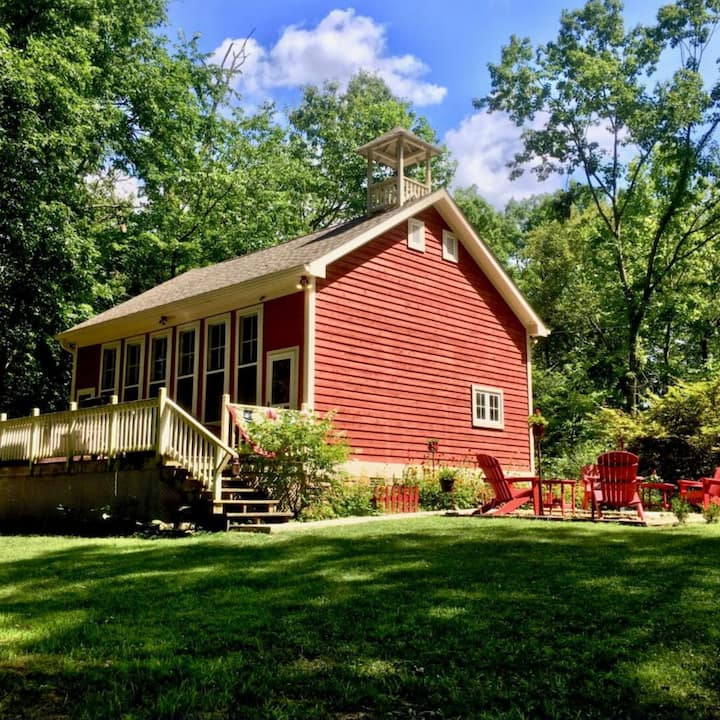 Charming Historic 1891 Schoolhouse