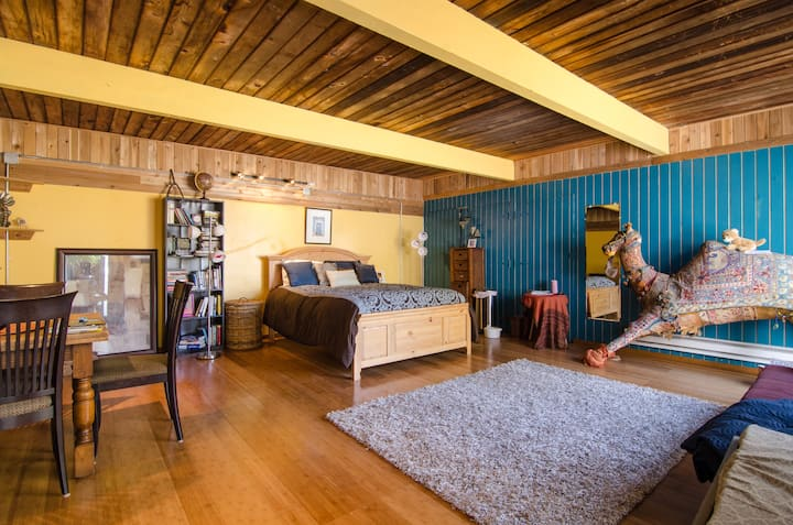 Urban Cottage-Pet Friendly W/ Hot Tub Option