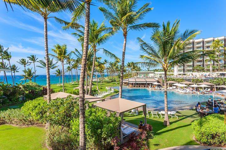 SPECIAL SPRING/SUMMER SAVINGS! SeaSpirit 811 at Andaz Maui Resort!