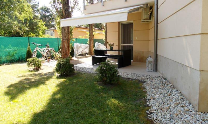 Nemorosa Apartman a Balaton egyik legjobb helyén! - Zamárdi - Appartement