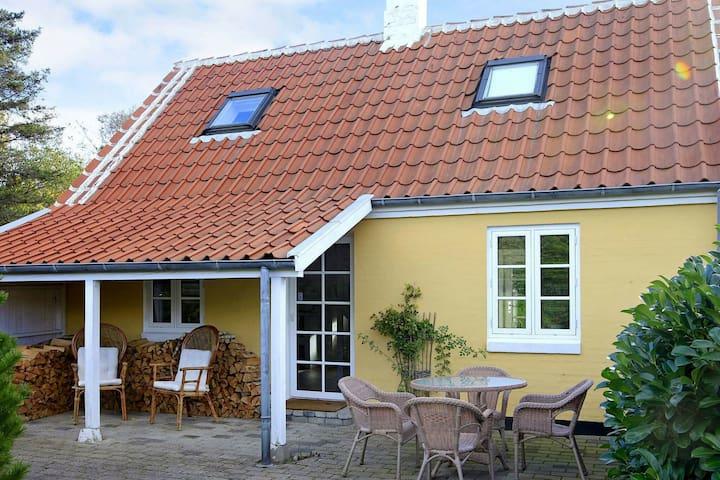 Casa de vacaciones rústica en Skagen cerca del mar