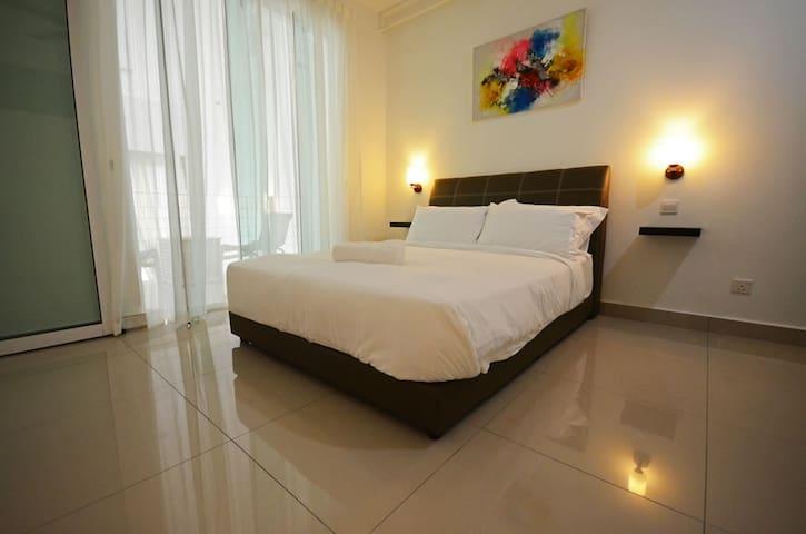 Sophisticated duplex suite in Kuala Lumpur - Kuala Lumpur - Appartement