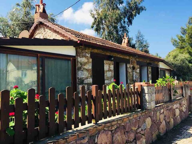 Cute Village House in Selimiye Marmaris