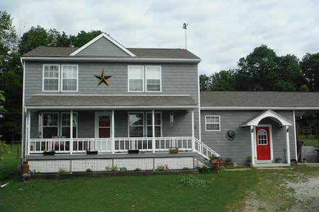 Farm House B&B-2 w/Horse boarding - Gettysburg - Bed & Breakfast