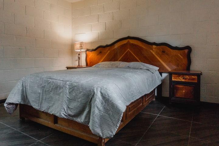 Habitación Ejecutiva Alcatraz - Máximo Descanso