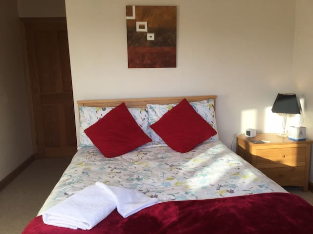 Luxury en-suite room in South Reading UK - Reading - Bed & Breakfast