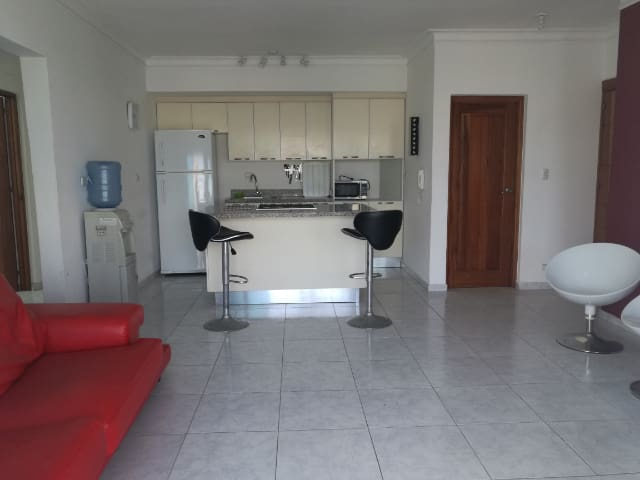 Se alquilan habitaciones amuebladas - Santo Domingo - Leilighet