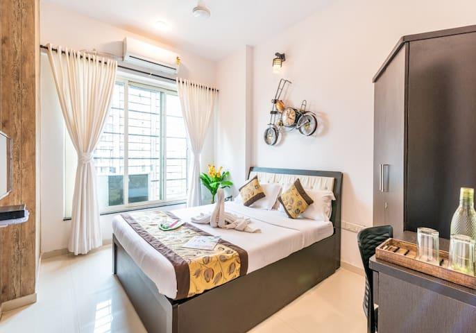 Aqua 2 BHK apartment