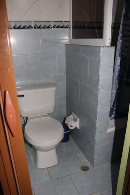 Bathroom, view 2