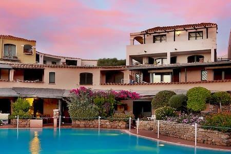Esclusivo appartamento Porto Cervo