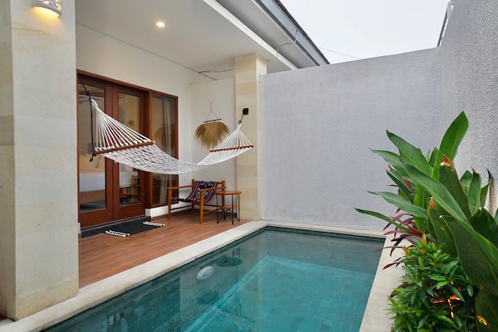 ☀ NEW One Bedroom Suite w/ Private Pool in Berawa