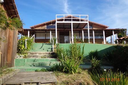 Chácara aconchegante - Mogi das Cruzes - Sommerhus/hytte